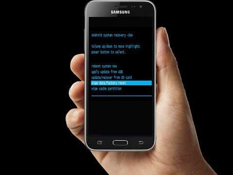 Как сделать общий сброс на телефоне самсунг дуос