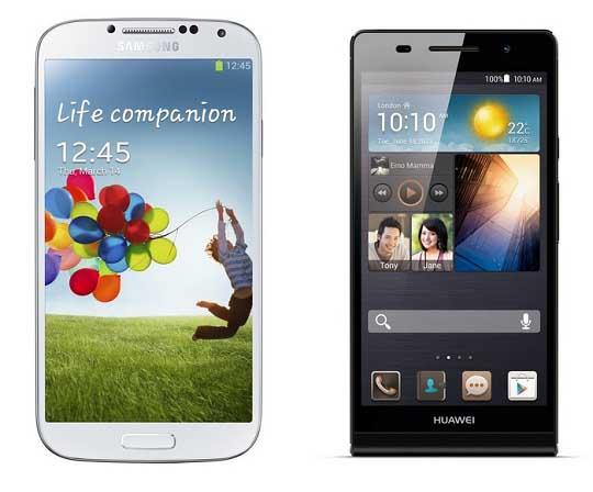Какая фирма телефона лучше хуавей или самсунг