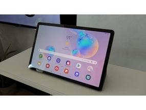 Обзор планшета Galaxy Tab S6