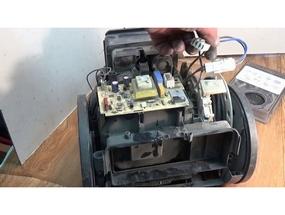 Как разобрать мотор пылесоса Samsung