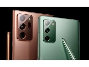 Обзор Samsung Galaxy Note20