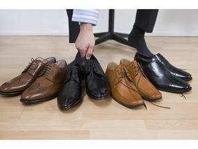 Особенности выбора мужской обуви